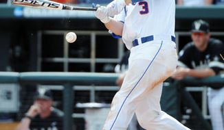 associated press Florida catcher and SEC player of the year Mike Zunino was a freshman on the 2010 team that reached the CWS for the first time since 2005.