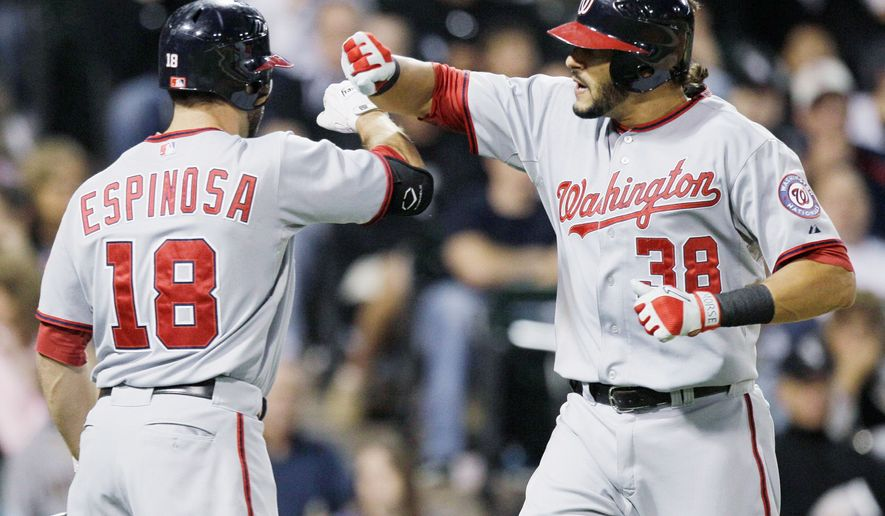 The Washington Nationals expect their game against the Arizona Diamondbacks on Tuesday night to go on as usual after an earthquake shook the area. (Associated Press)