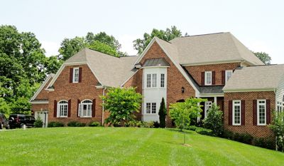 The home at 13506 Fendall Court in the Upper Marlboro community of Weston Plat is on the market for $1,200,000. The four-bedroom home, built in 2006, sits on nearly 2 1/2 acres.