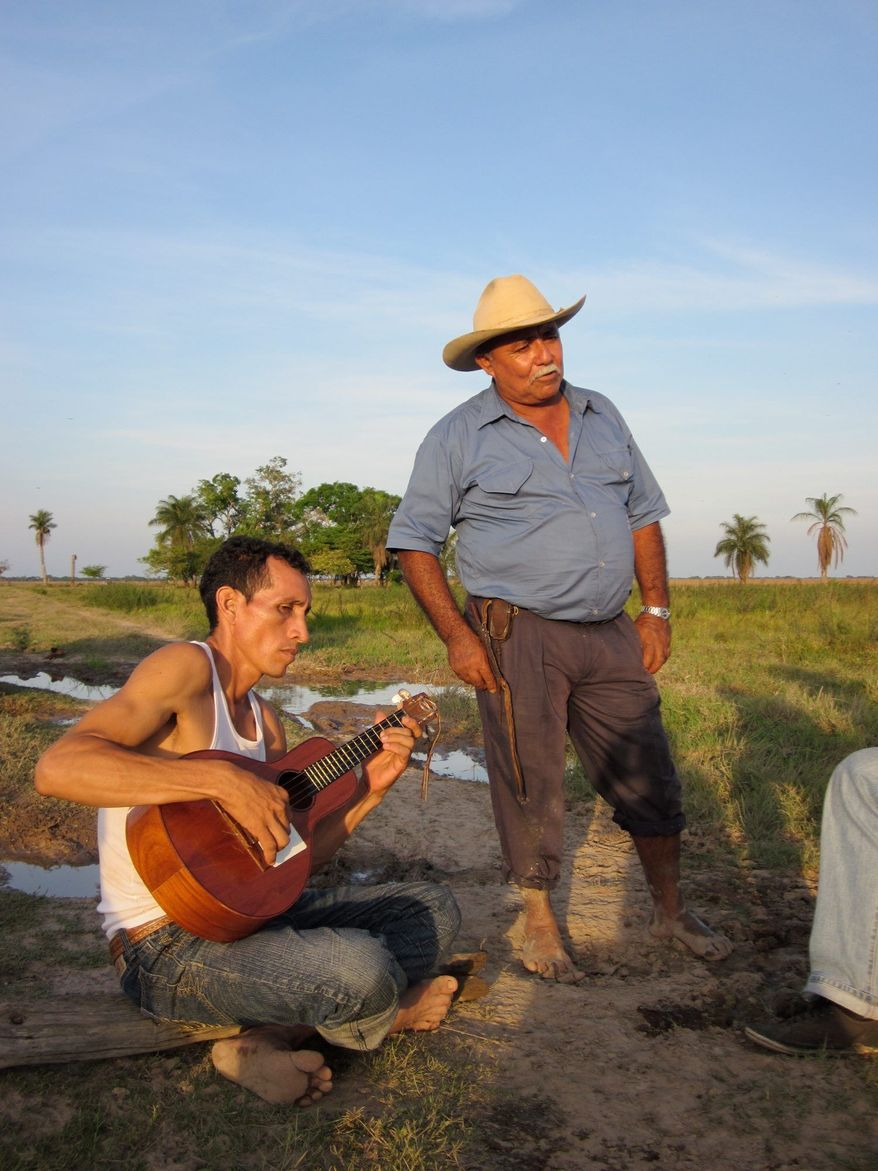 Joropo, a music style that defines Colombian ranchers, will be performed on the Mall at the Folklife Festival.