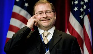 ** FILE ** Americans for Tax Reform President Grover Norquist (Associated Press)