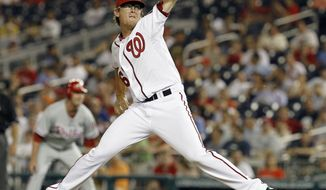 associated press Nationals reliever Tyler Clippard was named Sunday to his first all-star team. Clippard has a 1.96 ERA in 37 appearances.