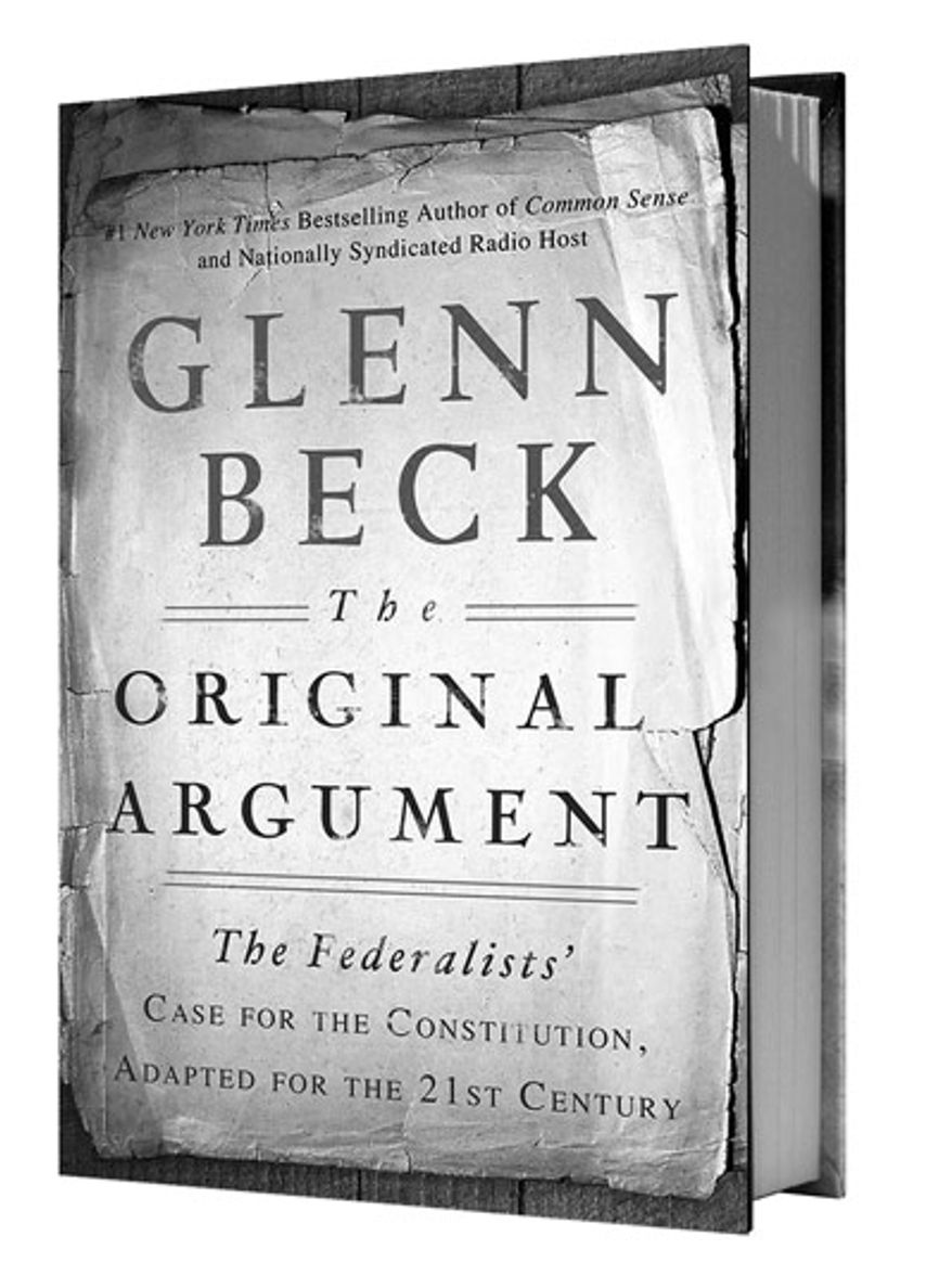 "Glenn Beck, ""The Original Argument"""