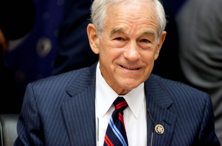 Rep. Ron Paul, Texas Republican