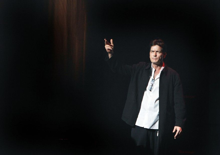 """ASSOCIATED PRESS Charlie Sheen will have a financial stake and a measure of creative control of """"Anger Management,"""" the new TV series he will also star in. The show is based on the movie of the same name that starred Adam Sandler and Jack Nicholson. The show will be shopped to broadcast and cable networks."""