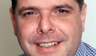 Sean Hoare, the whistleblower reporter who alleged widespread phone hacking by the News of the World, was found dead on Monday, July 18, 2011. (AP Photo/News International)