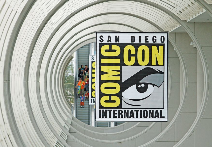 The four-day 2011 Comic-Con International opens Thursday in San Diego. More than 130,000 are expected to attend.