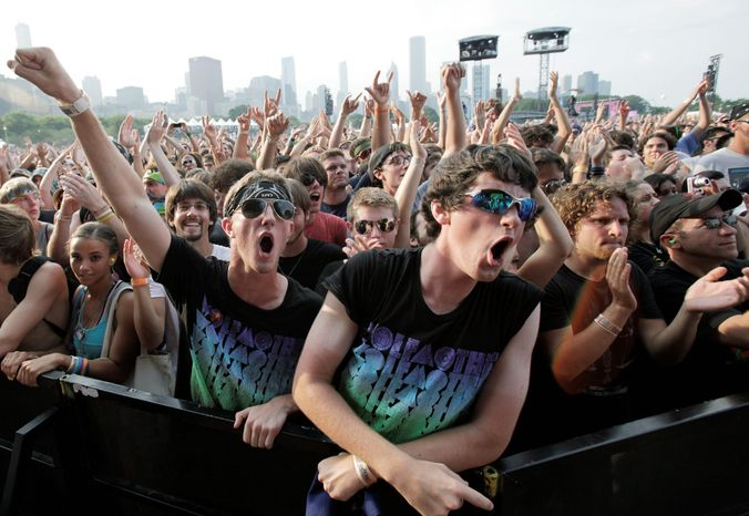 YouTube announced Friday that it will live-stream Lollapalooza and Austin City Limits in the video site's continuing push to bring music festivals to digital screens. The Google Inc.-owned YouTube announced it will present online coverage of the festivals, two of the summer's largest. It will be the 20th anniversary for Lollapalooza; and 10th anniversary for Austin City Limits festival.