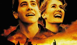 "DVD cover for ""October Sky,"" released by Universal Home Entertainment"