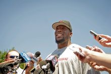 Linebacker Brian Orakpo was named to the Pro Bowl in each of his first two seasons, but the Redskins are just 10-22 since he arrived. (Rod Lamkey Jr./The Washington Times)
