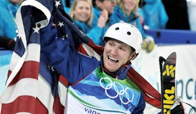 Jeret Peterson's defining moment came when he won the silver medal in the freestyle skiing aerials at the Vancouver Olympics.