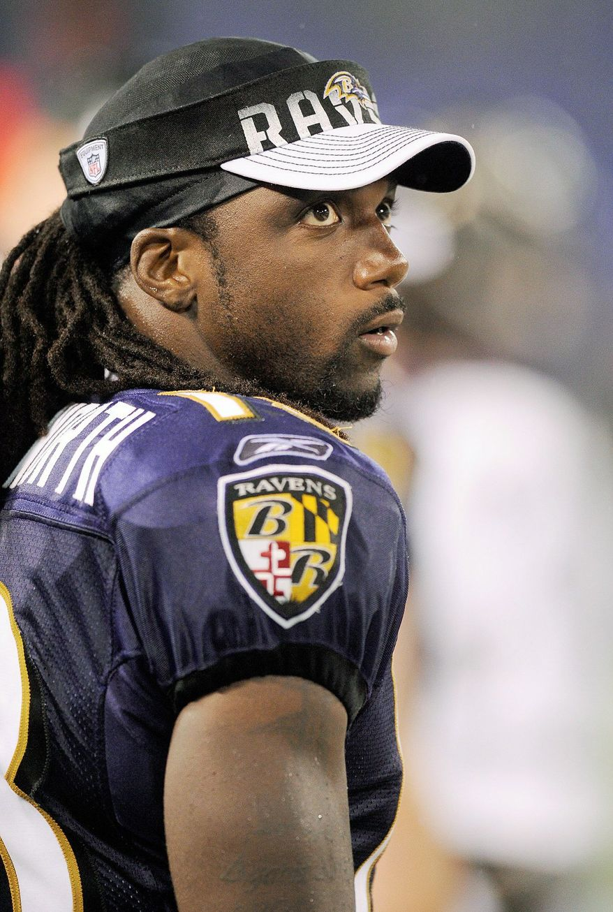 The Washington Redskins signed wide receiver Donte Stallworth on Wednesday. (Associated Press)