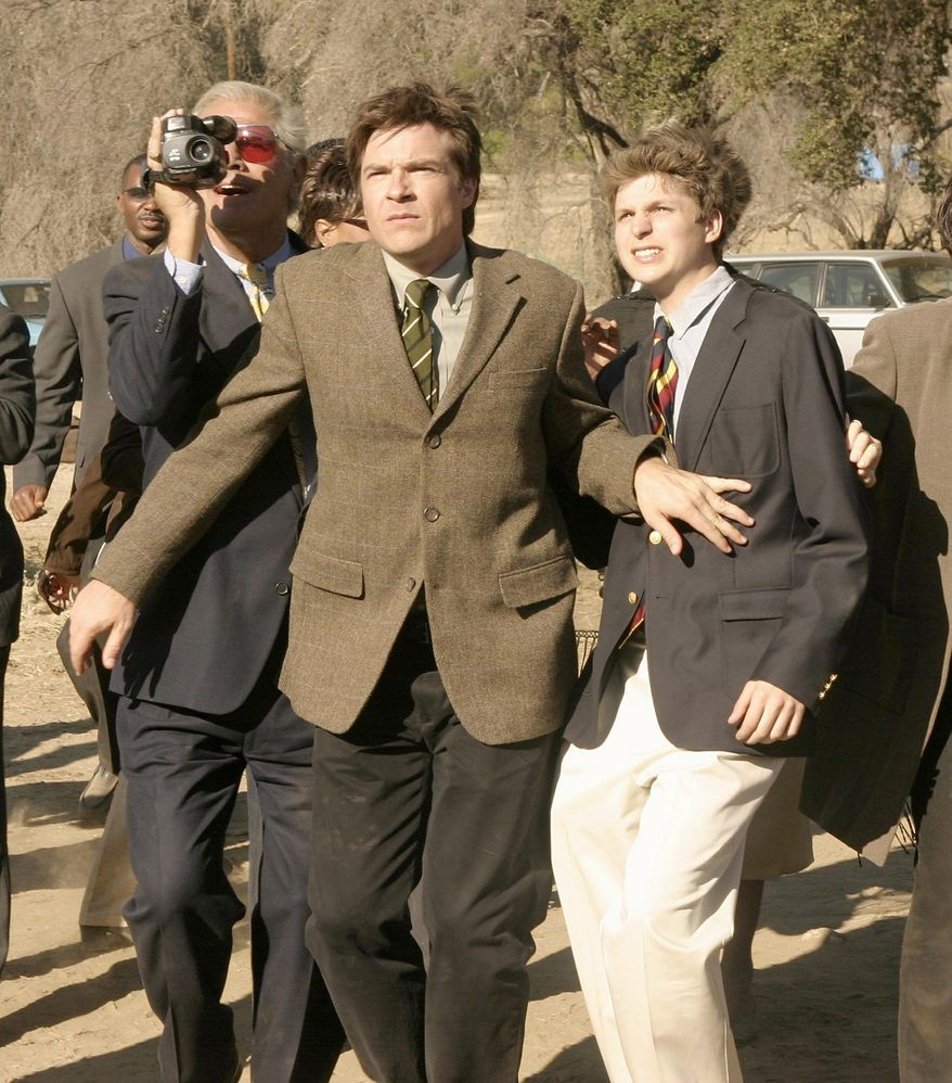 "FOX VIA ASSOCIATED PRESS ""Arrested Development,"" starring Jason Bateman (center) and Michael Cera (right), has not blown away the competition in TV ratings, but has inspired Hollywood filmmakers."