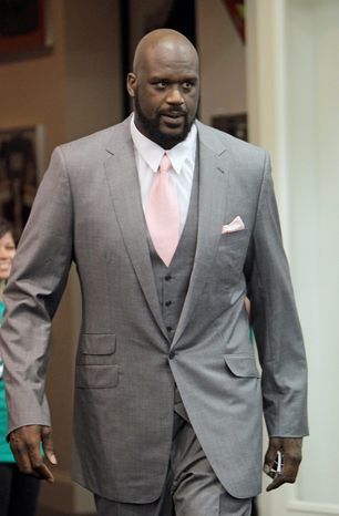 Shaquille O'N