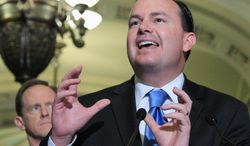 Sen. Mike Lee, Utah Republican