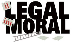 Illustration: Illegal, immoral by Alexander Hunter for The Washington Times