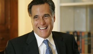 **FILE** Mitt Romney (Associated Press)