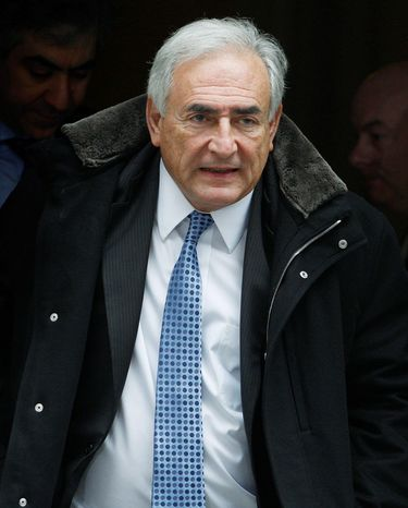 ASSOCIATED PRESS Former International Monetary Fund boss Dominique Strauss-Kahn, widely seen as a potentially successful French presidential candidate before his May 14 arrest, was pulled off a plane and detained hours after Guinean immigrant Nafissatou Diallo reported she was attacked.