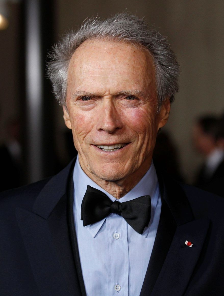 ASSOCIATED PRESS Clint Eastwood, director of an upcoming biopic about J. Edgar Hoover, isn't giving away too much information about the personal life of the longtime FBI director.
