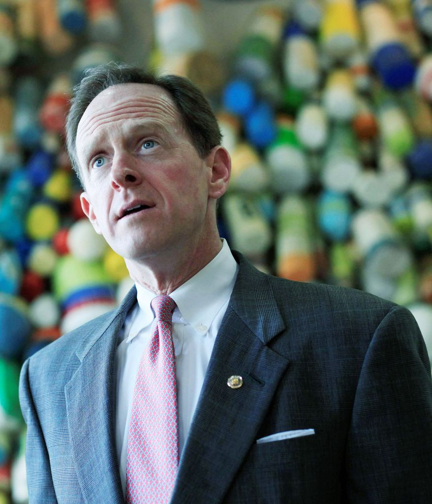"""Clearly, the policies of this administration are not working,"" said Sen. Patrick J. Toomey, one of the lawmakers newly appointed to the congressional panel assigned to develop recommendations to cut the debt. ""So, what went wrong? Well, a big part of the problem has been job-killing regulations."" (Associated Press)"