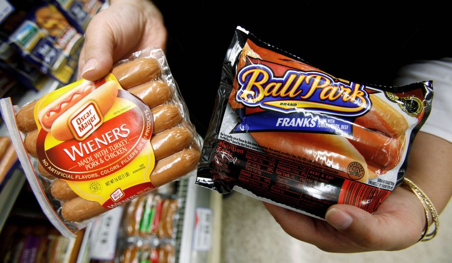 The nation's two largest hot-dog makers - Oscar Meyer wieners, a Kraft product, and Ball Park franks, a Sara Lee Corp. product - are taking their legal beefs to federal court in Chicago, where a judge will determine whether either broke false-advertising laws when boasting about their top-dog status. (Associated Press)