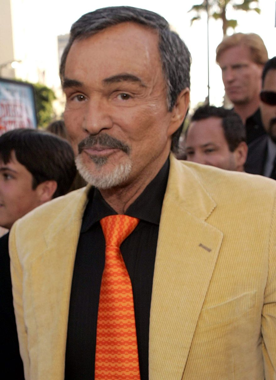 Merrill Lynch Credit Corp. is seeking to foreclose on Burt Reynolds' Florida home, claiming the Emmy-winning actor has not made a mortgage payment since Sept. 1. Mr. Reynolds reportedly tried to sell the home in 2009. (Associated Press)