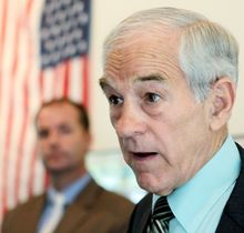 'MORE SOPHISTICATED': Ron Paul's campaign experience is serving him well this time around as he seeks the GOP nomination for the presidency. (Associated Press)
