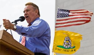 ** FILE ** Former Wisconsin Gov. Tommy G. Thompson. (Associated Press)