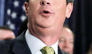 ** FILE ** Sen. David Vitter, Louisiana Republican (Associated Press)