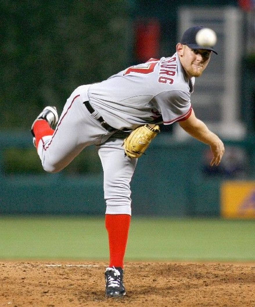 Stephen Strasburg is ready to the return to the majors just over a year after undergoing Tommy John surgery on his elbow. (Associated Press)