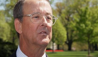 Erskine Bowles, co-chairman of the president's deficit reduction commission. (AP Photo/Carolyn Kaster)