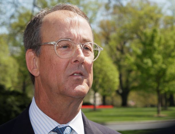 Erskine Bowles, co-chairman of the president's deficit reduction commission. (AP Ph
