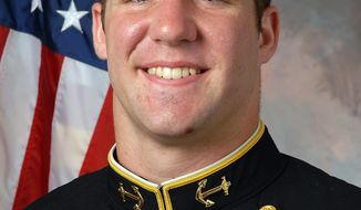 Navy left tackle David Sumrall will start his second consecutive game Saturday, an accomplishment after suffering two concussions in the spring and during training camp.
