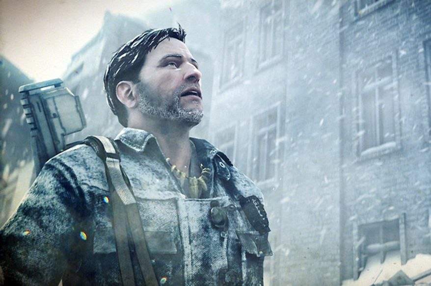 In the PlayStation 3 video game Resistance 3, Joseph Capelli must stop the extermination of the human race?
