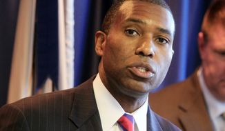 Tony West, Assistant Attorney General of the Civil Division of the Department of Justice. (Associated Press)
