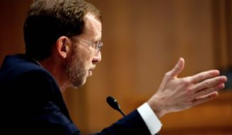 Mr. Elmendorf said Tuesday that if the new deficit supercommittee is going to meet its Thanksgiving deadline for a deal, his office will need to see an agreement in early November. The supercommittee held its first hearing Tuesday. (T.J. Kirkpatrick/The Washington Times)