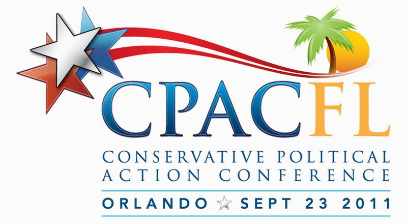 """The American Conservative Union's """"CPAC-FL"""" gathering is one of a number of major Republican events in and around Orlando, Fla., over the next fewer days. (American Conservative Union)"""