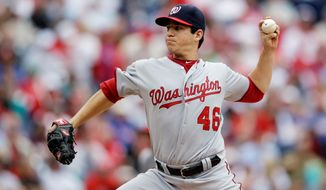 associated press With his strong performances down the stretch, Nationals starter Tommy Milone continues to make a case for being included in Washington's much-talked-about 2012 rotation.