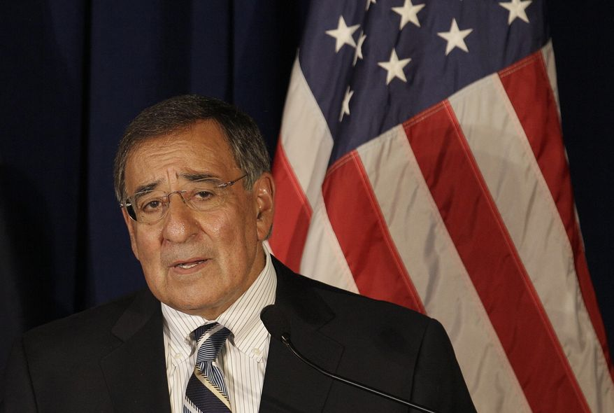 **FILE** Secretary of Defense Leon E. Panetta (Associated Press)