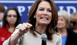 Republican presidential candidate Rep. Michele Bachmann of Minnesota is among the party presidential hopefuls. (Associated Press)