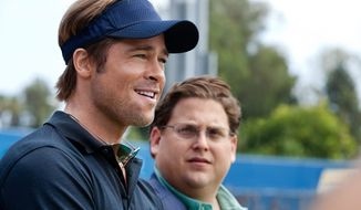 COLUMBIA PICTURES-SONY PHOTOGRAPHS VIA ASSOCIATED PRESS
