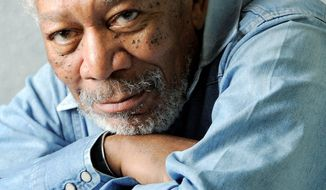 Actor Morgan Freeman (Associated Press)