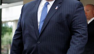 New Jersey Gov. Chris Christie (Associated Press)