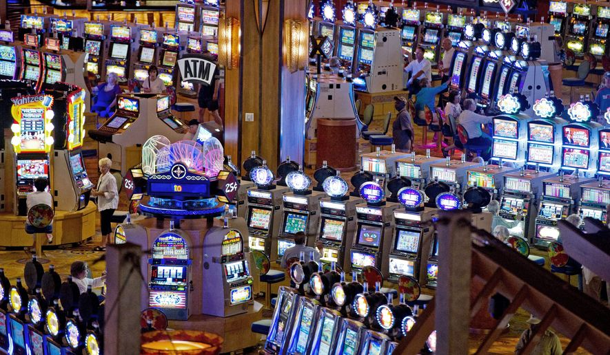slots casino massachusetts