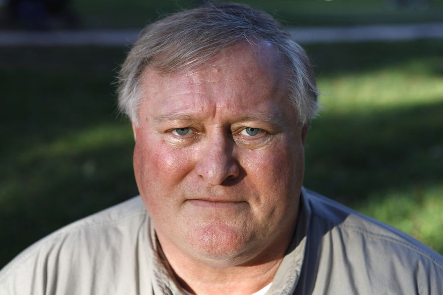 ** FILE ** Michael Furlong is pictured in Washington in October 2010. (AP Photo/Jacquelyn Martin)