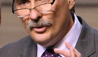 David Axelrod (AP Photo/Brian Kersey)