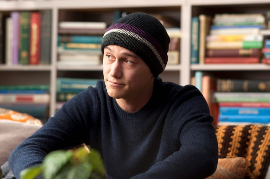 """Joseph Gordon-Levitt is a 27-year-old dealing with a rare cancer in """"50/50."""" It's not a buddy movie or romantic comedy but has elements of both. (Summit Entertainment via Associated Press)"""