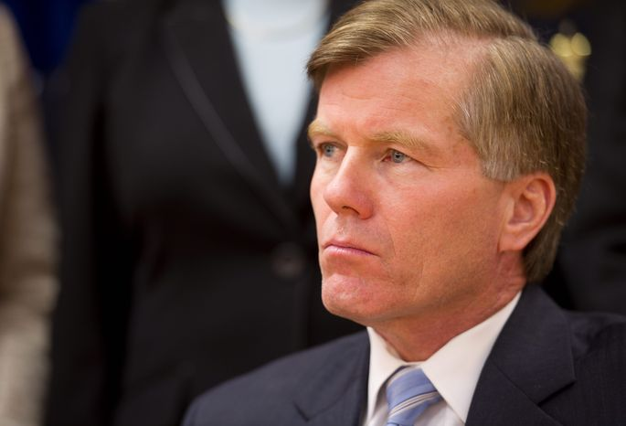 Virginia Gov. Bob McDonnell (Barbara L. Salisbury/The Washington Ti