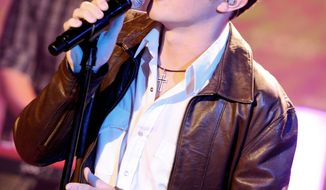 """""""American Idol"""" winner Scotty McCreery recorded 12 songs for his """"Clear As Day"""" album. (NBC via Associated Press)"""