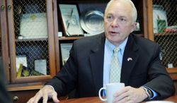 **FILE** Rep. John Kline, Minnesota Republican (Associated Press)